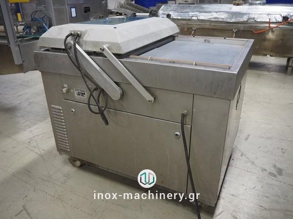 μηχανήματα συσκευασίας τροφίμων τύπου καμπάναςγια την αλλαντοποιία, την επεξεργασία κρέατος, την αλλαντοποιϊα και τα αλιεύματα-5