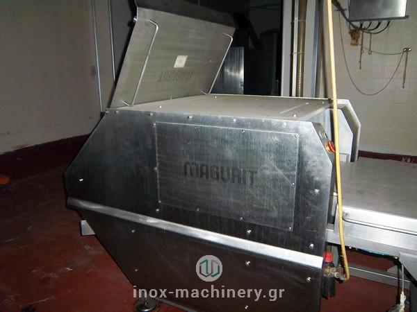 κοπτικά μηχανήματα επεξεργασίας κρέατος τύπου flaker από την inox machinery ΤΗΛΕΜΑΧΟΣ ΚΑΤΣΕΛΗΣ στην Αθήνα