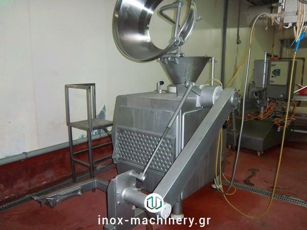 Γεμιστική μηχανή κρέατος