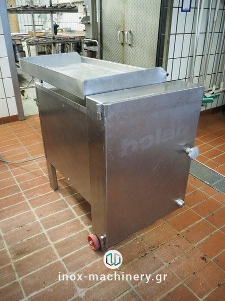 κυβοκοπτικό μηχάνημα επεξεργασίας κρέατος και αλλαντοποιίας από την Τηλέμαχος Κατσέλης στην Αθήνα