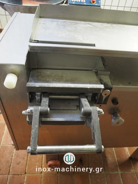 Κυβοκοπτικό από τη εταιρία inox-machinery Τηλέμαχος Κατσέλης στις Αχαρνές