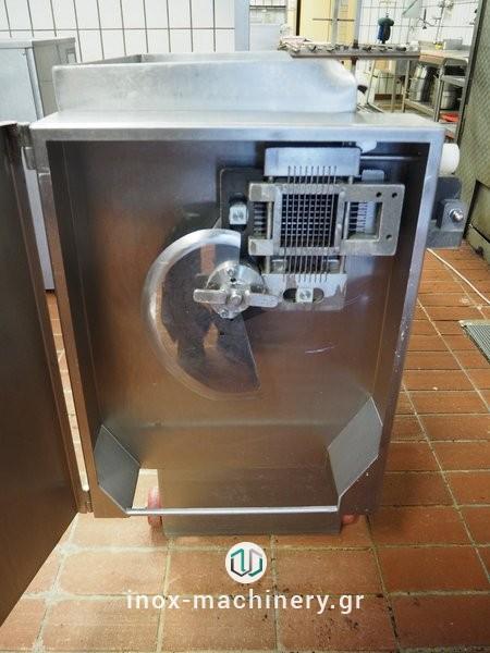 κυβοκοπτικά διαφόρων δυνατοτήτων από την Τηλέμαχος Κατσέλης, inox-machinery.gr στην Αθήνα