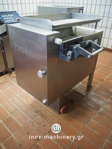 κυβοκοπτικά για την επεξεργασία κρέατος και την αλλαντοποιία σε διάφορα μεγέθη από την inox-machinery Τηλέμαχος Κατσέλης στις Αχαρνές