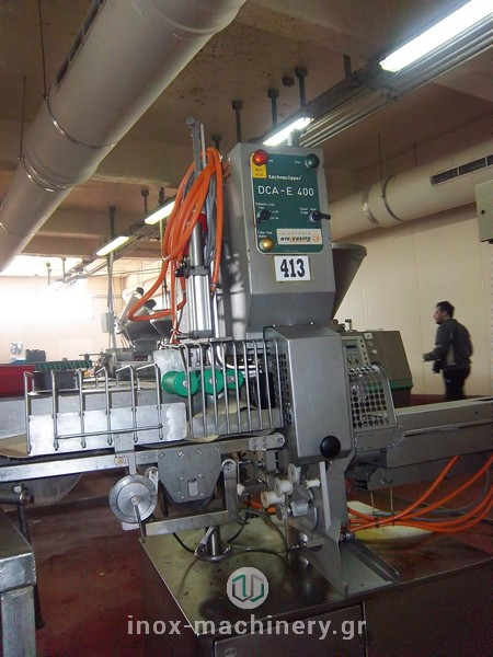 πλήρως αυτοματοποιημένοι κλιπαδόροι από την inox-machinery.gr Τηλέμαχος Κατσέλης στην Αθήνα