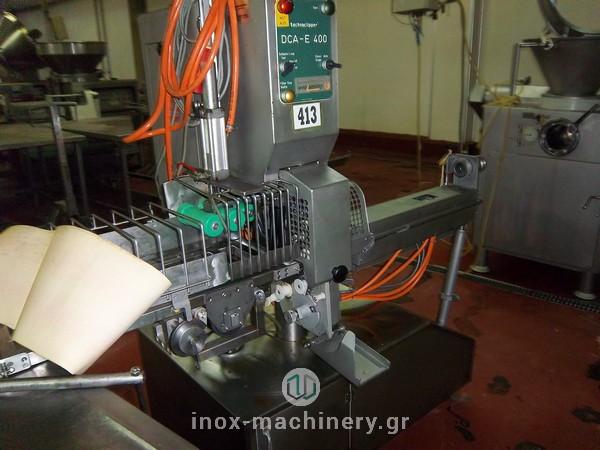 κλιπαδόροι για την επεξεργασία κρέατος διαθέσιμοι από την InoxMachinery, Τηλέμαχος Κατσέλης στις Αχαρνές