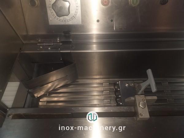 μπριζολοκόφτες εσωτερικά κατάλληλοι για την επεξεργασία κρεάτος από την inox-machinery, Τηλέμαχος Κατσέλης