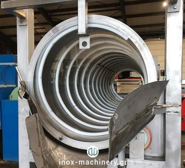 επαγγελματικά πλυντήρια για αλιεύματα από την inox-machinery.gr, Τηλέμαχος Κατσέλης στην Αθήνα