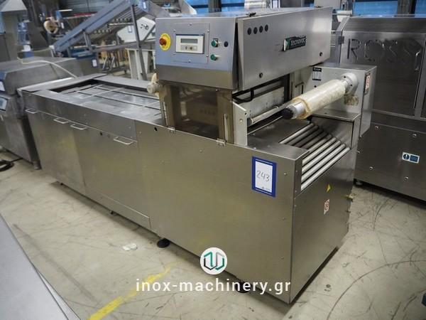 μεταχειρισμένες μηχανές συσκευασίας τύπου traysealer από την inox-machinery Τηλέμαχος Κατσέλης στην Αθήνα-1