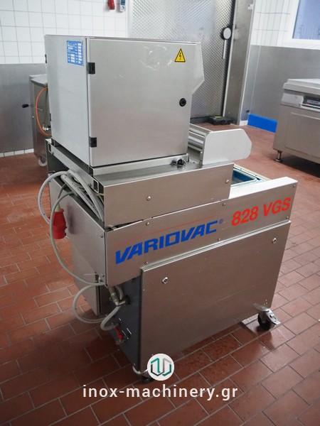 μεταχειρισμένες μηχανές συσκευασίας τύπου traysealer από την inox-machinery Τηλέμαχος Κατσέλης στην Αθήνα-4