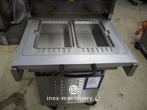 μεταχειρισμένες μηχανές συσκευασίας τύπου traysealer από την inox-machinery Τηλέμαχος Κατσέλης στην Αθήνα-8