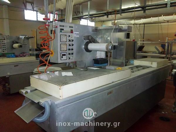 Συσκευαστικά μηχανήματα θερμοδιαμόρφωσης για την βιομηχανία τροφίμων από την inoxmachinery, Τηλέμαχος Κατσέλης στην Αθήνα-1