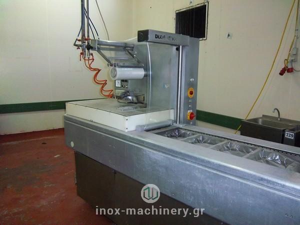 Συσκευαστικά μηχανήματα θερμοδιαμόρφωσης για την βιομηχανία τροφίμων από την inoxmachinery, Τηλέμαχος Κατσέλης στην Αθήνα-2