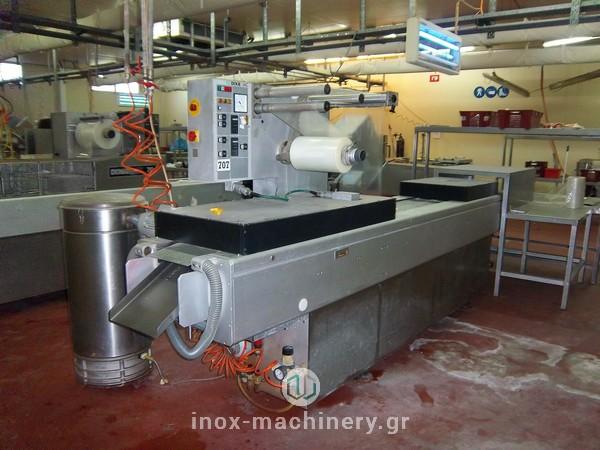 Συσκευαστικά μηχανήματα θερμοδιαμόρφωσης για την βιομηχανία τροφίμων από την inoxmachinery, Τηλέμαχος Κατσέλης στην Αθήνα-3