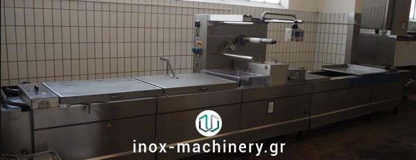 Συσκευαστικές μηχανές θερμοδιαμόρφωσης