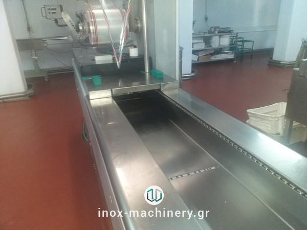 Συσκευαστικά μηχανήματα θερμοδιαμόρφωσης για την βιομηχανία τροφίμων από την inoxmachinery, Τηλέμαχος Κατσέλης στην Αθήνα-6