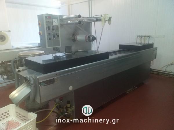 Συσκευαστικά μηχανήματα θερμοδιαμόρφωσης για την βιομηχανία τροφίμων από την inoxmachinery, Τηλέμαχος Κατσέλης στην Αθήνα-7