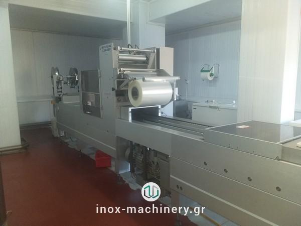Συσκευαστικά μηχανήματα θερμοδιαμόρφωσης για την βιομηχανία τροφίμων από την inoxmachinery, Τηλέμαχος Κατσέλης στην Αθήνα-4