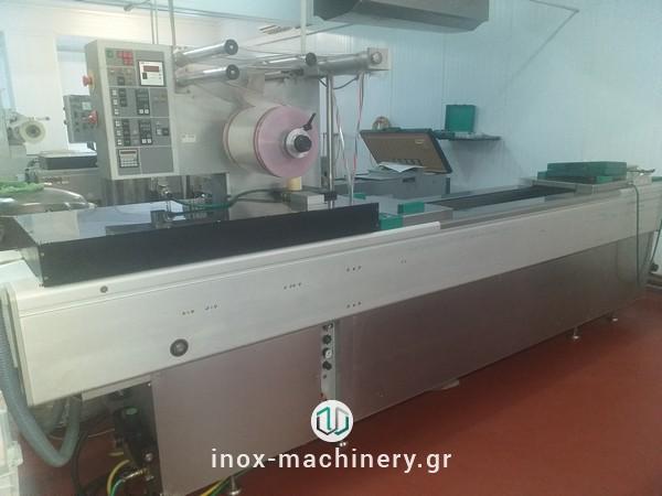Συσκευαστικά μηχανήματα θερμοδιαμόρφωσης για την βιομηχανία τροφίμων από την inoxmachinery, Τηλέμαχος Κατσέλης στην Αθήνα-5