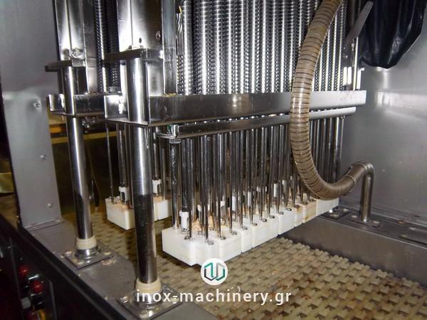 βελονιστικό μηχάνημα κρέατος από την inox-machinery.gr, Τηλέμαχος Κατσέλης στην Αθήνα