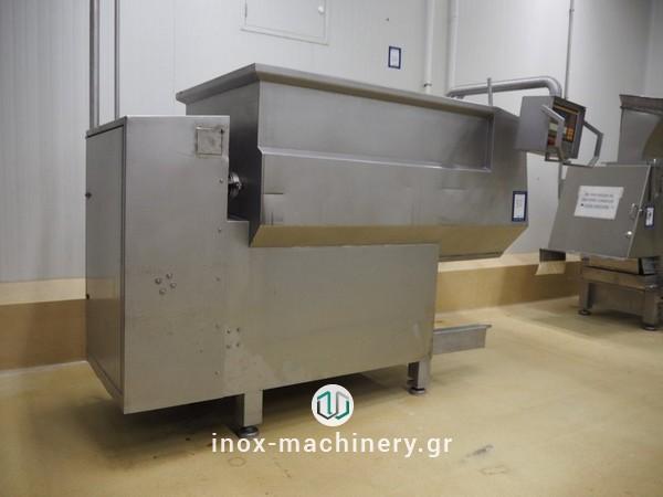 ζυμωτήρια - mixers για την επεξεργασία κρέατος από την Τηλέμαχος Κατσέλης, inox-machinery.gr, στις Αχαρνές